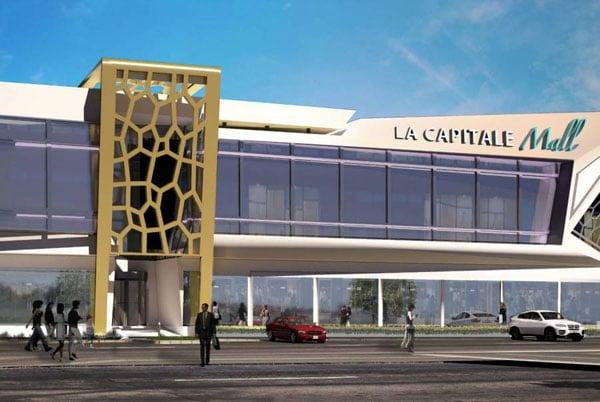 مول لا كابيتال العاصمة الإدارية الجديدة