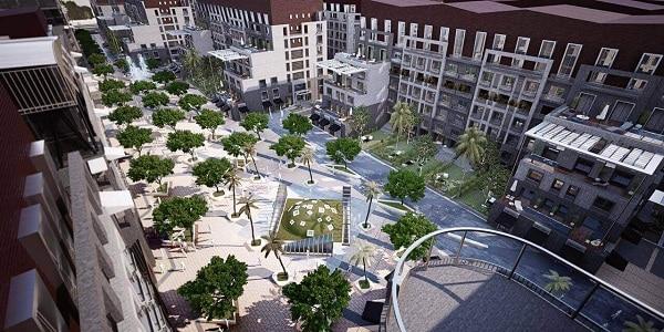 كمبوند بارك لين العاصمة الإدارية الجديدة