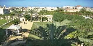 قرية جامعة القاهرة الساحل الشمالى