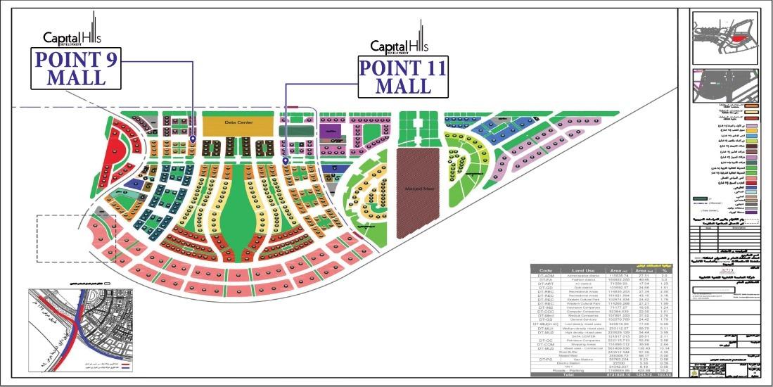 مول بوينت 9 العاصمة الإدارية الجديدة