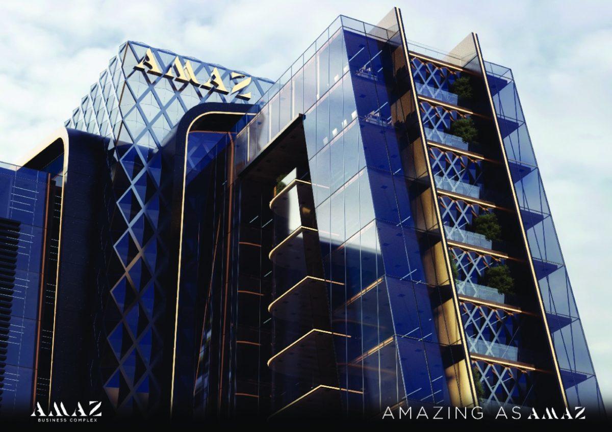 اماز بيزنس كومبلكس العاصمة الإدارية Amaz Business New Capital