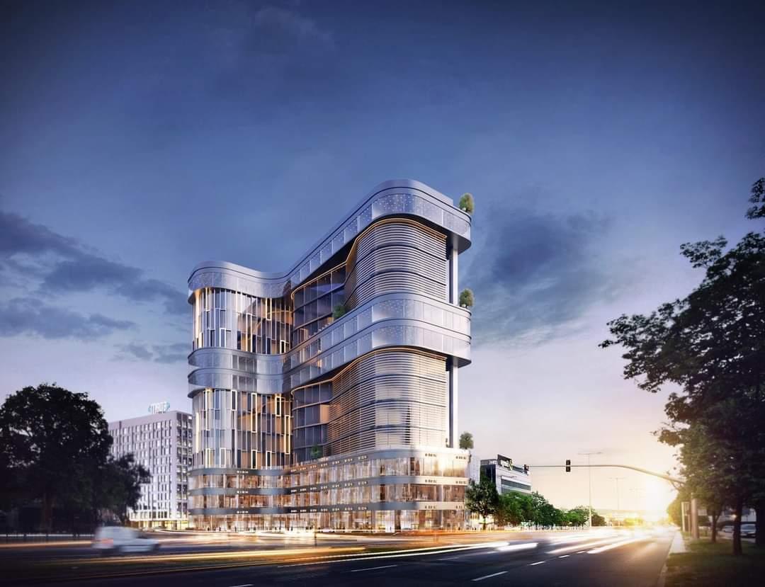 ايفورا تاور العاصمة الإدارية الجديدةEVORA Tower New Capital
