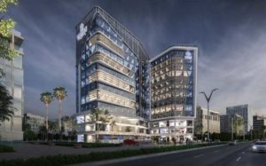 تصميم برج توباز العاصمة الإدارية