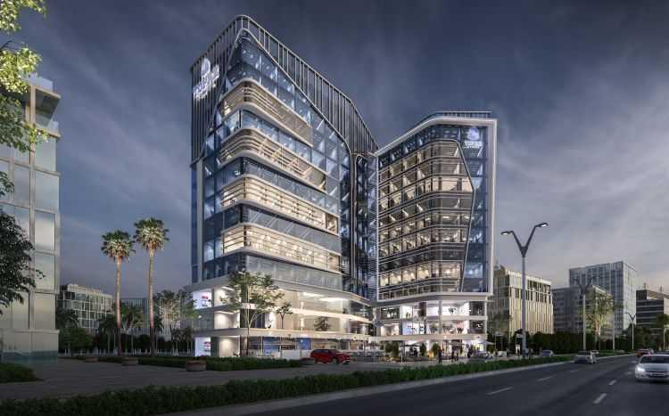 توباز تاور العاصمة الإدارية الجديدة Mall Topaz Tower New Capital