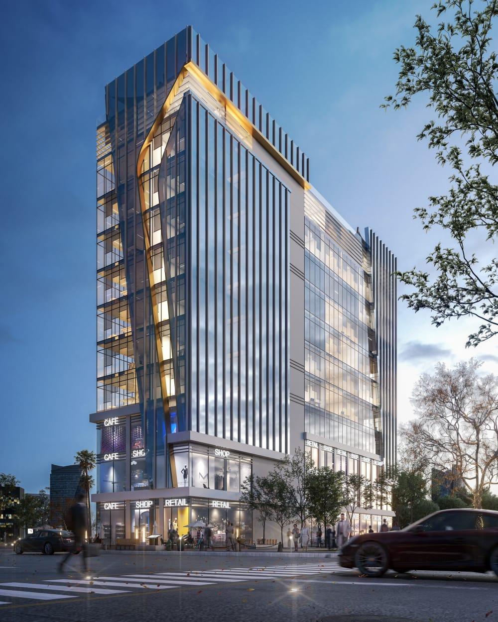 رونزا تاور العاصمة الإدارية Ronza Tower New Capital