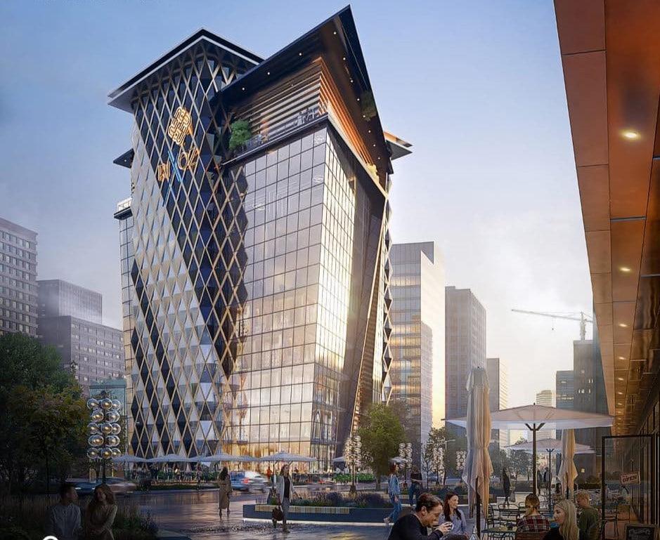 ريكسوز مول العاصمة الإدارية Rixos Mall New Capital