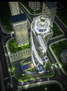 مشروع كابيتال دايموند تاور العاصمة الإدارية الجديدة