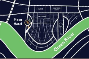 موقع ماسترو مول العاصمة الجديدة