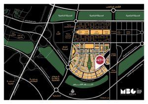 موقع مول وايت 14 العاصمة الإدارية الجديدة