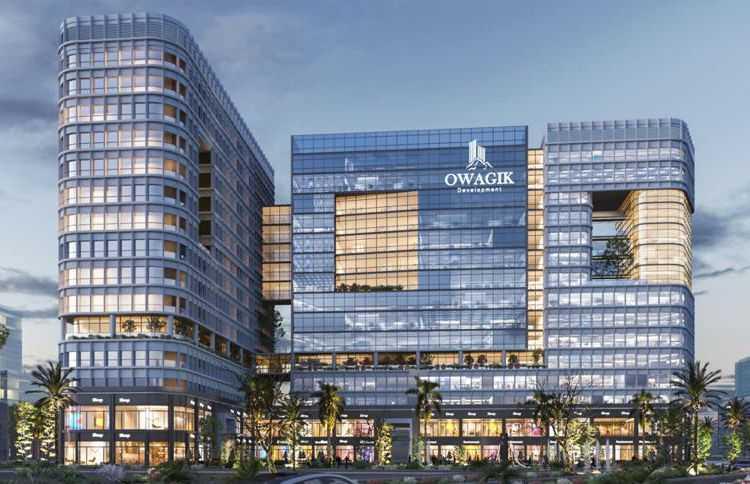 مول اواجيك تاور العاصمة الإدارية الجديدة Owagik Tower New Capital