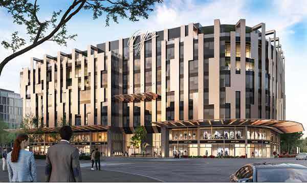 مول ذا اوفيس العاصمة الإدارية الجديدة Mall The Office New Capital