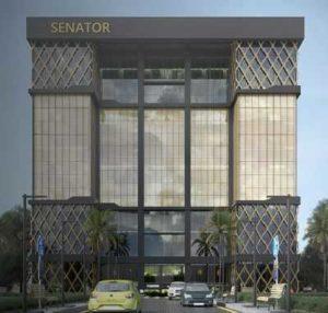 مول سيناتور العاصمة الإدارية