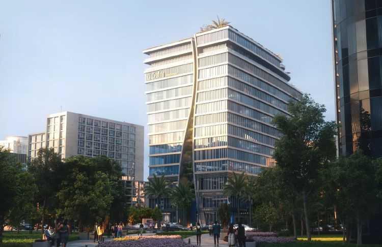 مول السنترو العاصمة الإدارية El Centro Mall New Capital