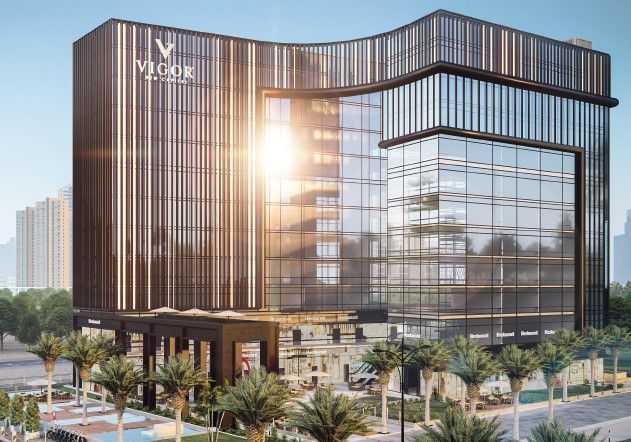 مول فيجور العاصمة الإدارية الجديدة Vigor Mall New Capital