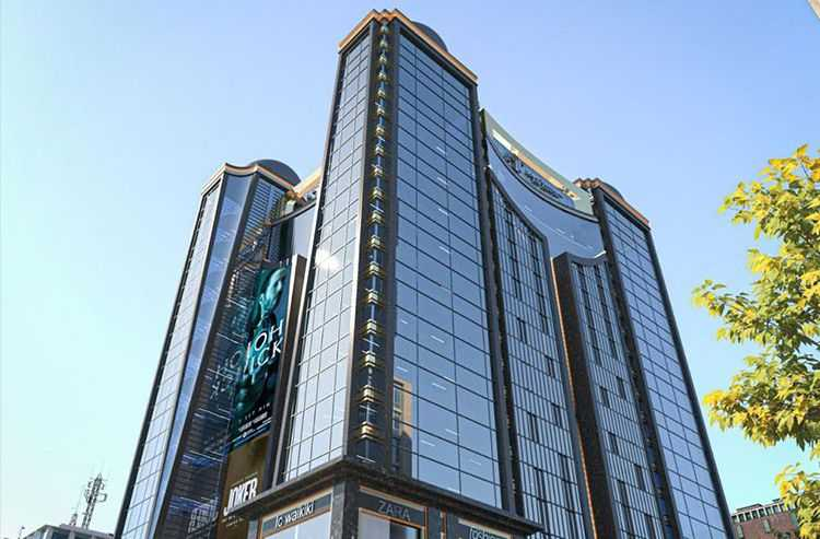 داون تاون مول العاصمة الإدارية الجديدة Down Town Mall New Capital