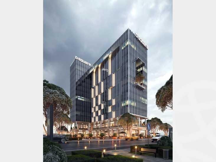 مول دي سكوير العاصمة الإدارية الجديدة D Square Tower New Capital