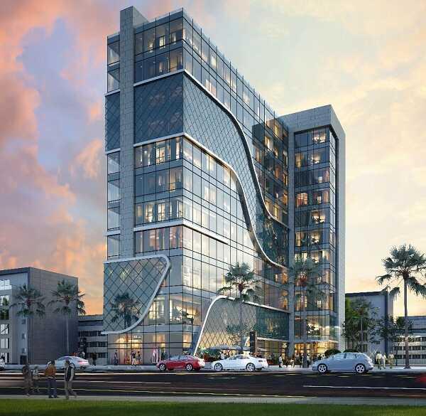 مول ذا مارك العاصمة الإدارية الجديدة The Mark Mall New Capital