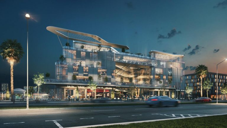 مول ماروتا العاصمة الإدارية الجديدة Marota Mall New Capital