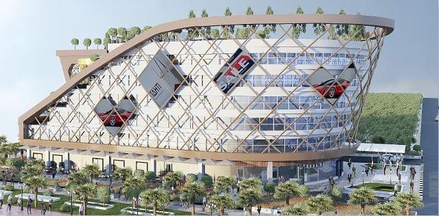 مول ماسترو تاور العاصمة الإدارية Mastro Mall New Capital