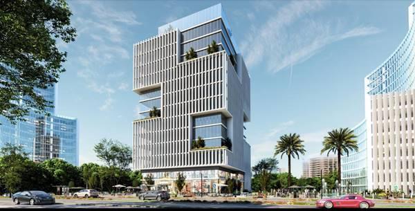 ميزار تاور العاصمة الإدارية الجديدة Mizar Tower New Capital