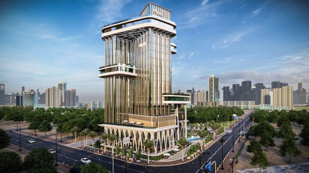 مول بياديجا تاور العاصمة الإدارية الجديدة Bayadega Tower New Capital