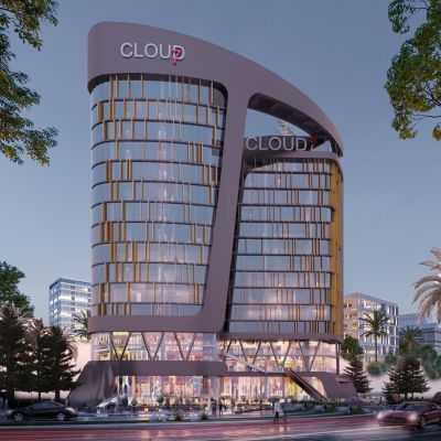 مول كلاود 7 العاصمة الإدارية الجديدة Cloud 7 Mall New Capital