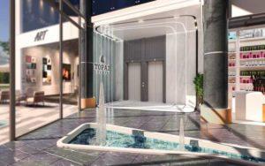 Mall Topaz Tower New Capital