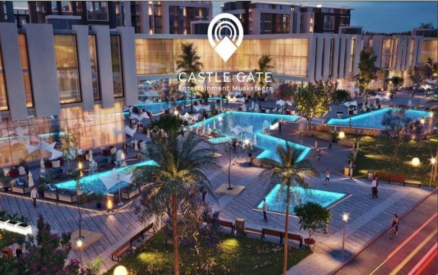 مول كاسيل جيت العاصمة الإدارية Castle Gate Mall