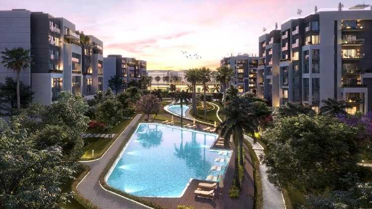 كمبوند سكاي ابو ظبي العاصمة الإدارية الجديدةSky Abu Dhabi