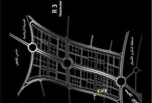 موقع برج G3 العاصمة الإدارية