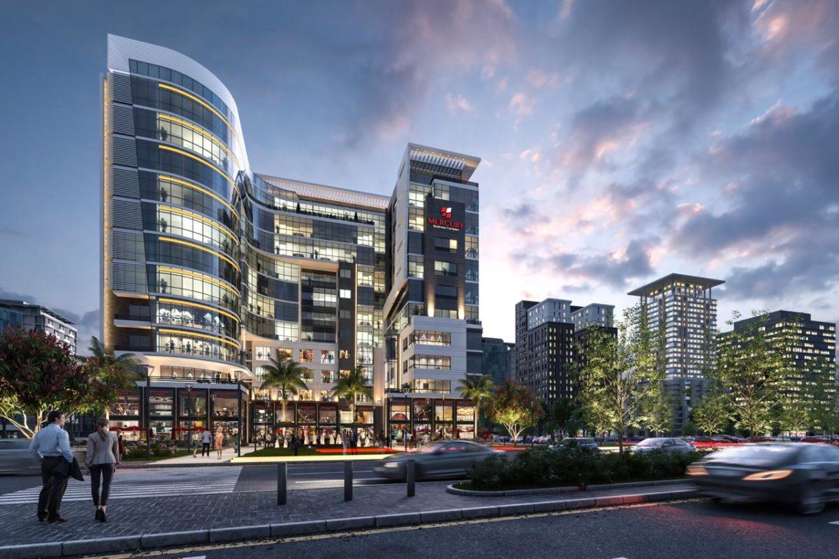 مول الكواترو العاصمة الإدارية IL Quattro Mall New Capital