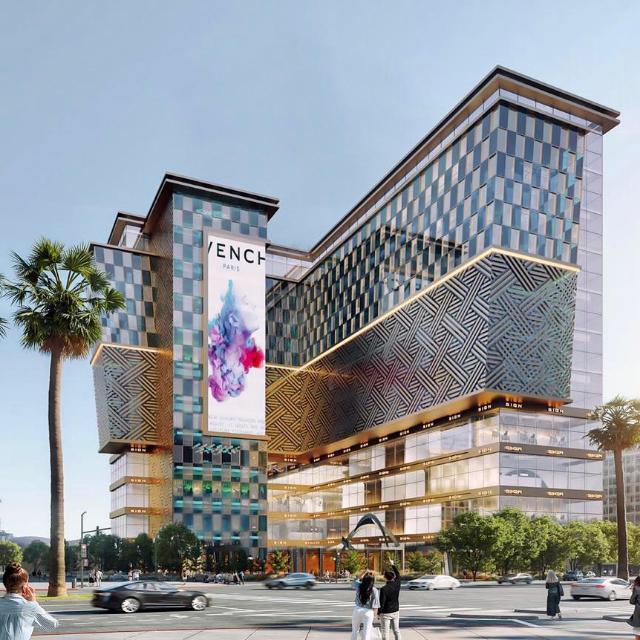 ان مول العاصمة الإدارية الجديدة N Mall New Capital