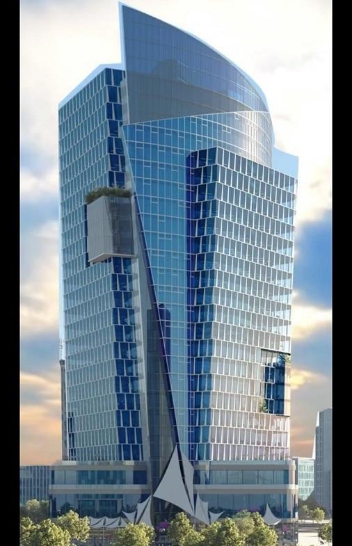 مول بوديا تاور العاصمة الإدارية Podia Tower New Capital